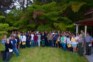 2014 Youth Ranger Internship Training Graduates