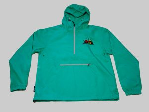 Adult Pack-n-go jacket mint