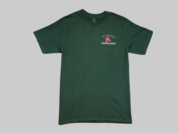 SS T-Shirt Forest Green Front