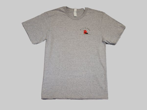 SS T-shirt grey front