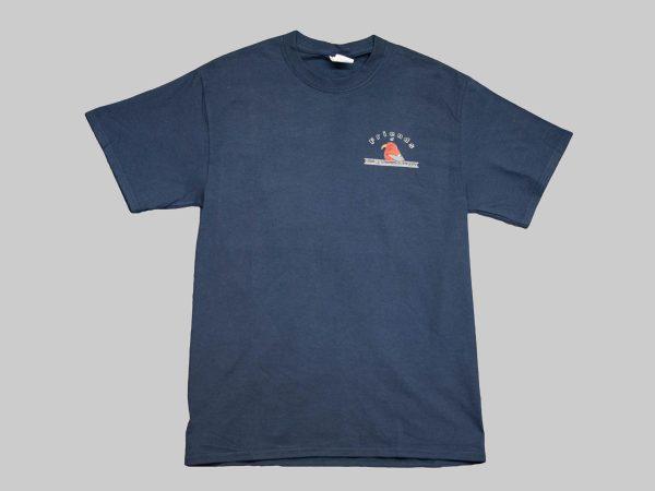 SS T-Shirt Navy Front