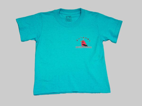 Youth SS light blue front