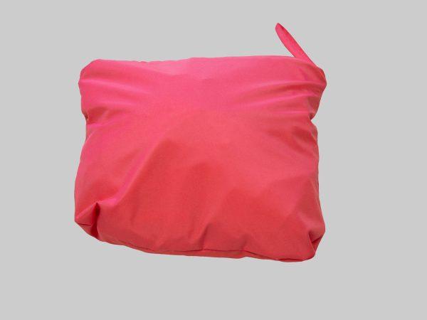 Pack-n-go jacket coral packed