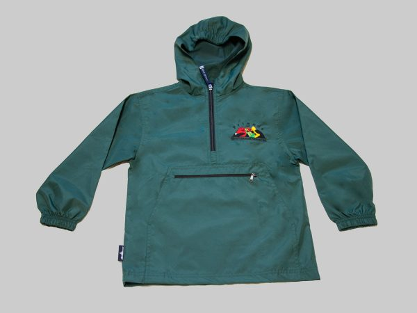 Youth Pack-n-go forest green