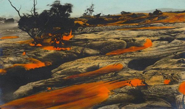Mauna Iki Lava Flows